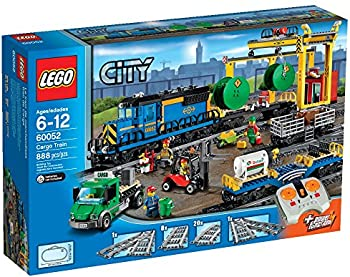 LEGO City Cargo Train Building Toy