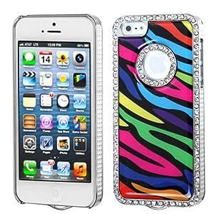 Mybat Iphone5Hpcbkeldzdi302Wp Premium Executive Dazzling Diamonds Case For Iphone 5 - 1 Pack - Retail Packaging...
