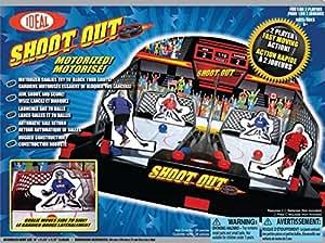 Motorisierte Eintragfaden heraus Hockey-Spiel