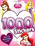 Disney Princess 1000 Sticker Book