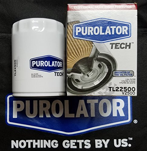Purolator Tech TL22500 Engine Oil Filter (Pack of 6) - Motorcraft FL-500S FL-2055 (Fl 500s Oil Filter compare prices)
