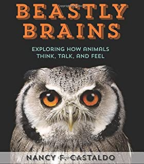 Book Cover: Beastly Brains: Exploring How Animals Think, Talk, and Feel