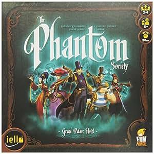 The Phantom Society Board Game