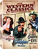 Fox Classic Westerns Collection (Rawhide/The Gunfighter/Garden of Evil) (Bilingual)