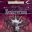 Resurrection: Forgotten Realms: War of the Spider Queen, Book 6 Audiobook by Paul S. Kemp Narrated by Rosalyn Landor