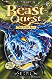 Beast Quest: 65: Serpio the Slithering Shadow Adam Blade