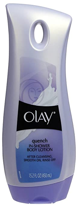 olay quench inshower body lotion152 oz