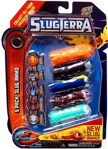 Slugterra Mini Figure Pack Rocky And Buzzsaw Amazon Toys