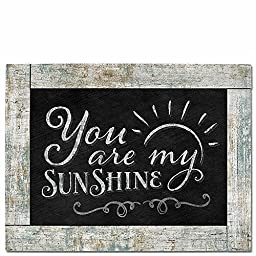 Highland Graphics Decorative Chalk Signs (You Are My Sunshine) by Highland Graphics