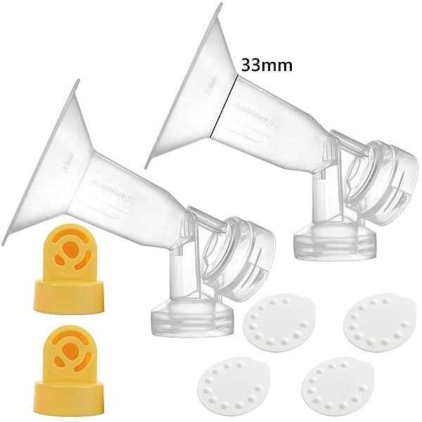 Hurom Slow JuicerContainer Set2 PiecesSpare PartsAmberReplacement
