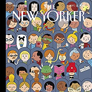 The New Yorker, September 12th 2016 (Ariel Levy, Tom Kizzia, Patrick Radden Keefe) Periodical