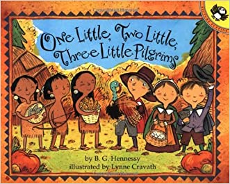 One Little, Two Little, Three Little Pilgrims (Picture Puffin Books (Paperback))