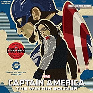 Phase Two: Marvel's Captain America: The Winter Soldier Audiobook