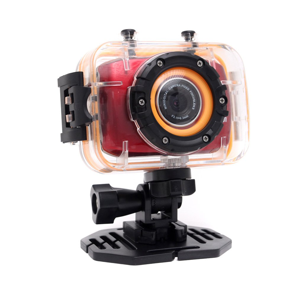 Fhd 1080P Touch Screen Sports Action CameraCustomer reviews and more news