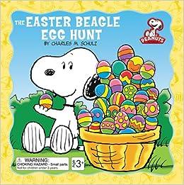 Peanuts: The Easter Beagle Egg Hunt (Peanuts (Running Press)): Charles