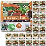 240 Liter Lucht 12001589 Kokos Blumenerde Briket 100% natur