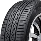 Continental TrueContact All-Season Radial Tire - 195/60R15 88T