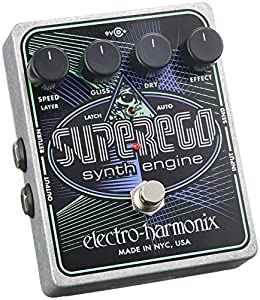 ELECTRO HARMONIX SUPEREGO Electric guitar effects Other pedals and effects