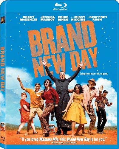 Brand New Day Blu-ray