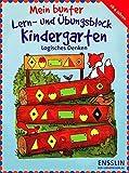 Mein bunter Lern- und Übungsblock Kindergarten - Logisches Denken
