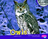 img - for Owls (Pebble Plus: Nocturnal Animals) book / textbook / text book