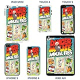 Danger Mouse & Mighty Mouse cover case for Apple iPad Mini - T780 - Danger Mouse Comic - Black