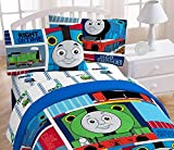 "HIT Thomas The Tank Engine Fun 54"" x 75""   Full Sheet Set"