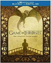 Game of Thrones: Season 5 [Blu-ray + Digital Copy]