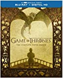 Game of Thrones: Season 5 [Blu-ray + Digital Copy]
