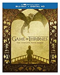 Game of Thrones: Season 5 [Blu-ray + Digital HD]