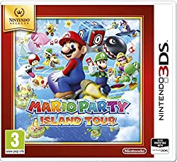 Mario Party: Island Tour (Selects) /3DS