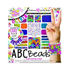 Just My Style Just My Style Abc Beads Kit