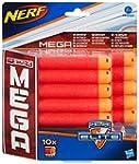 NERF N-Strike  Elite Mega 10 Dart Ref...