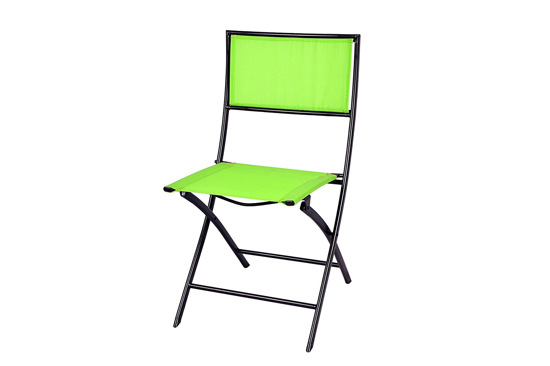 Gartenstuhl Faltstuhl Campingstuhl Klappstuhl Stuhl Stahl mit Textilene grün online kaufen