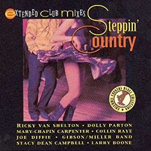 Various Artists - Steppin' Country