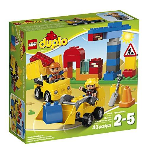 Lego Duplo Steine & Co. 10518 – Meine erste Baustelle