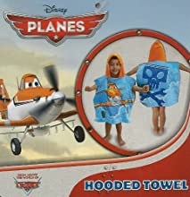 Disney PLANES Hooded Towel 22 in x 44 in