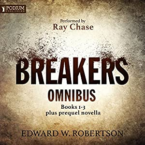 The Breakers Omnibus Hörbuch