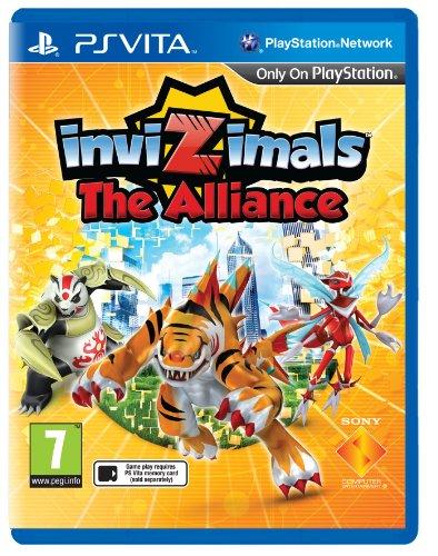 Invizimals: The Alliance  (PS Vita)