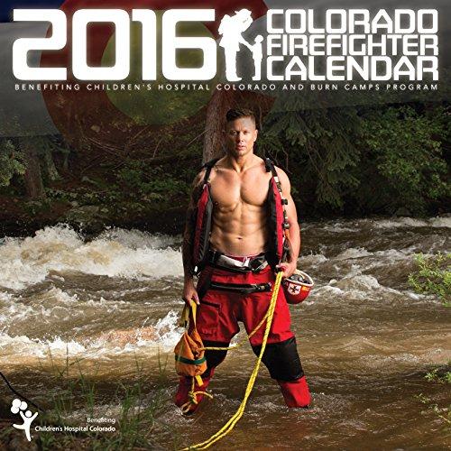 2016 Colorado Firefighter Calendar