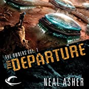 The Departure: The Owner, Book 1 | Neal Asher