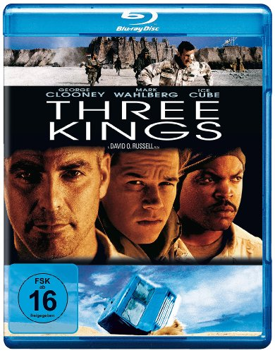 Three Kings [Blu-ray]