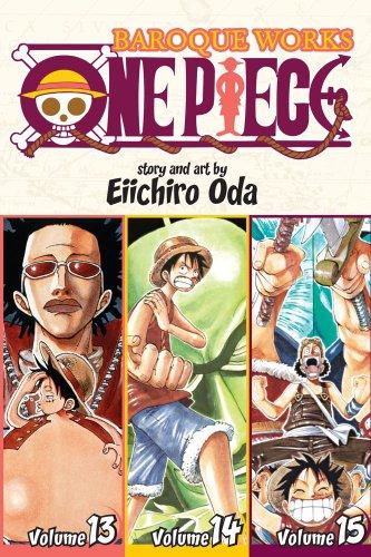 One Piece: Baroque Works 13-14-15 PDF