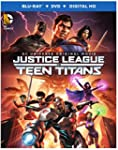 Justice League vs Teen Titans (Blu-ra...
