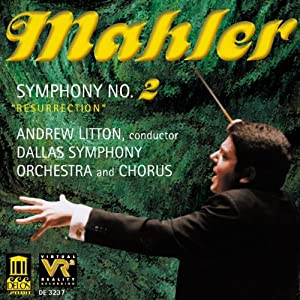 "Mahler: Symphony No. 2, C Minor ""Resurrection"" / Litton, Murphy, Lang"