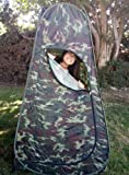 The Original Privacy Pop Up Tent -Perfect for Camping, Changing Clothes, Outdoor Toilet.