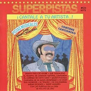 Various Artists - Super Pistas: Grupos Nortenos - Amazon