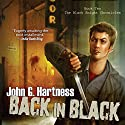 Back in Black: Black Knight Chronicles, Book 2 Audiobook by John G. Hartness Narrated by Nick J. Russo