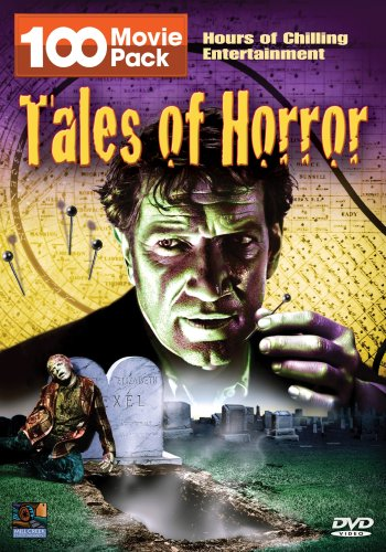 Tales of Horror 100 Movie Pack
