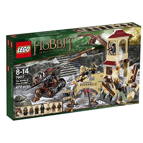 Pic of Legos Hobbit
